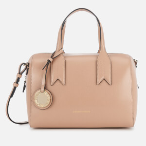 Emporio Armani Women's Boston Bag - Nude