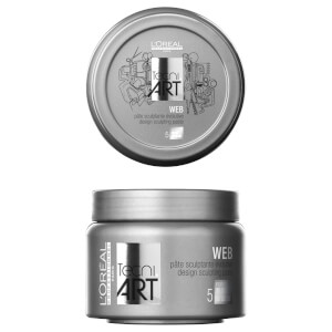 L'Oreal Professionnel Tecni Art Ahead Web Sculpting Paste