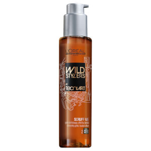 L'Oreal Professionnel Wildstyler Scruff Me Styling Gel