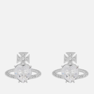 Vivienne Westwood Women's Ariella Earrings - Rhodium