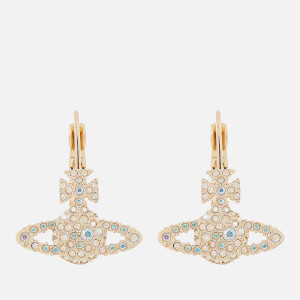 Vivienne Westwood Women's Grace Bas Relief Earrings - Gold