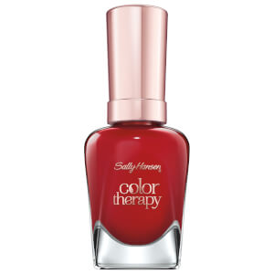 Sally Hansen Colour Therapy Nail Polish 14.7ml - Red-y to Glow