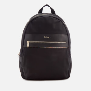 Paul Smith Men's Nylon Rucksack - Black