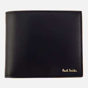Paul Smith Men's Naked Lady Billfold Wallet - Black