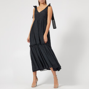 Gestuz Women's Jazy Long Dress - Sky Captain