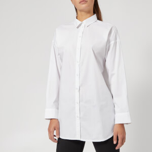 Gestuz Women's Wray Shirt - Bright White