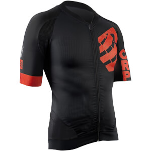 Compressport On/Off Jersey - Black