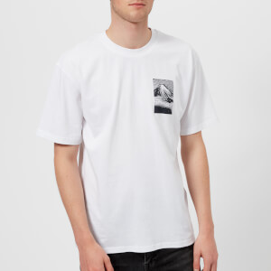 Edwin Men's From MT Fuji T-Shirt - White
