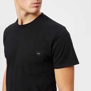 Edwin Men's Pocket T-Shirt - Black: Image 4