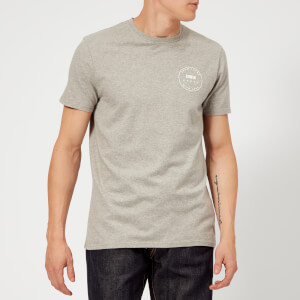 Edwin Men's Trademark T-Shirt - Grey Marl