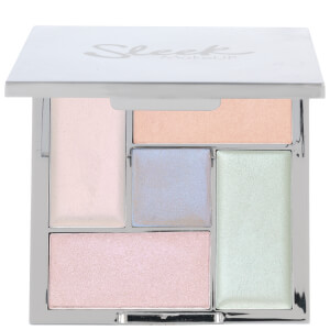 Палетка хайлайтеров Sleek MakeUP Highlighting Palette - Distorted Dreams 6 г