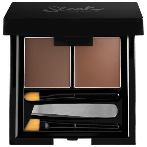 Sleek MakeUP Brow Kit -kulmasetti, Medium 3,8g