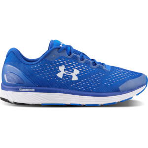 Under Armour Men's Charged Bandit 4 Team Running Shoes - Blue