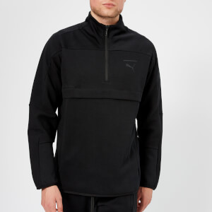 Puma Men's Pace Savannah Sweatshirt - Puma Black