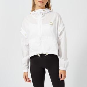 Puma Women's Retro Windrunner Jacket - Puma White