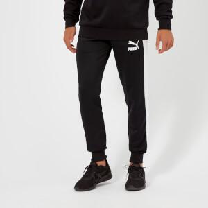 Puma Men's Classics T7 Track Pants - Puma Black