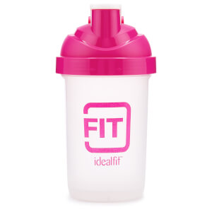 IdealFit Supplement Shaker Bottle