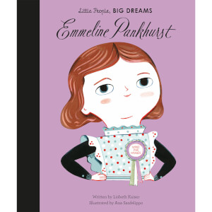 Bookspeed: Little People Big Dreams: Emmeline Pankhurst