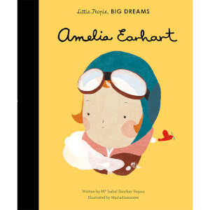 Bookspeed: Little People Big Dreams: Amelia Earhart