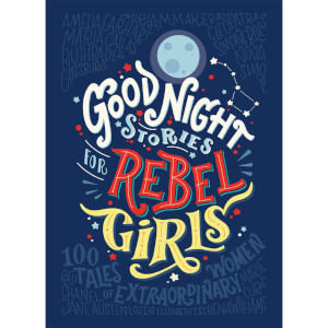 Bookspeed: Good Night Stories for Rebel Girls
