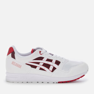 Asics Lifestyle Men's Gel-Saga Trainers - White/Samba