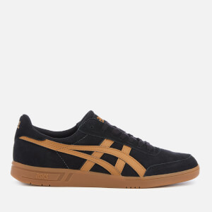 Asics Lifestyle Men's Gel-Vickka Trainers - Black/Caramel