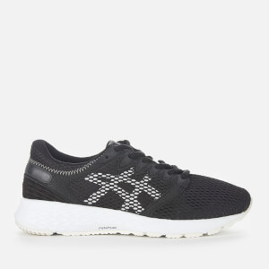 Asics Running Women's Roadhawk FF2 Trainers - Black/White