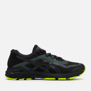 Asics Running Men's Gt-2000 6 Lite Show Trainers - Black