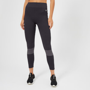 Asics Women's Seamless Tights - Performance Black Heather