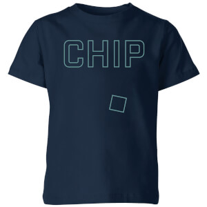 Chip Kids' T-Shirt - Navy
