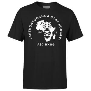 Anthony Joshua Stay Hungry Men's T-Shirt - Black