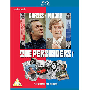 The Persuaders! - The Complete Series