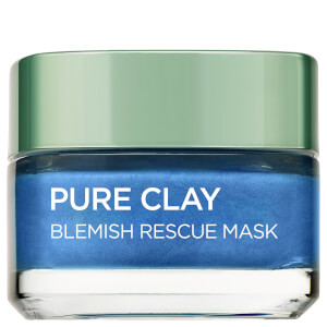 L'Oreal Paris Pure Clay Blemish Rescue Face Mask 50ml