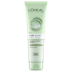 L'Oréal Paris Pure Clay Purity Foam Wash 150ml
