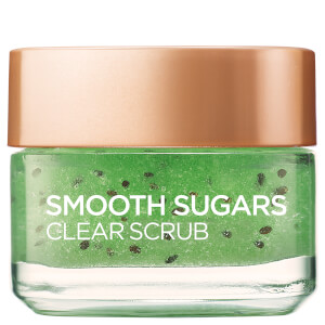 L'Oreal Paris Smooth Sugars Clearing Sugar Scrub 50ml