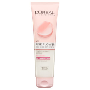 L'Oreal Paris Fine Flowers Cleansing Wash 150ml