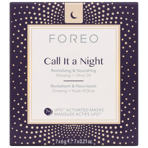 FOREO Call It a Night UFO-Activated Mask (7 Pack)