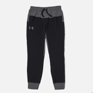Under Armour Boys' Warm Up Joggers - Black