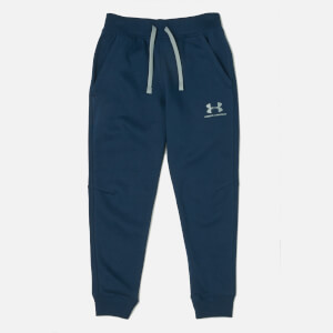 Under Armour Boys' Cotton Fleece Joggers - Academy