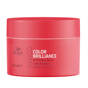 Wella Professionals Care Color Brilliance Vibrant Color Mask