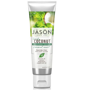 JASON Strengthening Coconut Mint Toothpaste 119 g