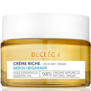 DECLÉOR Hydra Floral Anti-Pollution Hydrating Rich Cream bogaty krem nawilżający