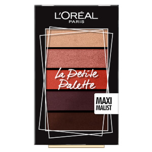 L'Oréal Paris Mini Eyeshadow Palette – 01 Maximalist