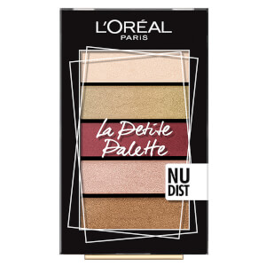 L'Oréal Paris Mini Eyeshadow Palette - 02 Nudist