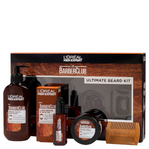 L'Oréal Paris Men Expert Complete Care Barberclub Collection Gift Set (Worth £30.97)