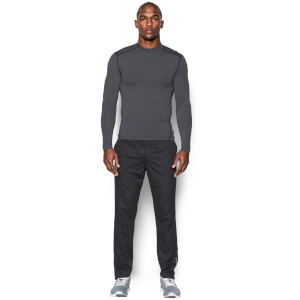 Under Armour ColdGear Mock Baselayer - Grey