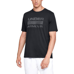 Under Armour Team Issue Wordmark T-Shirt - Black