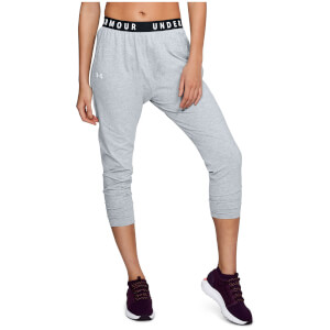 Under Armour Women's Tapered Joggers - Grey