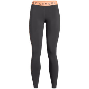 Under Armour Women's Favourite Graphic Leggings - Grey