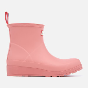 Hunter Women's Original Play Short Wellies - Pink